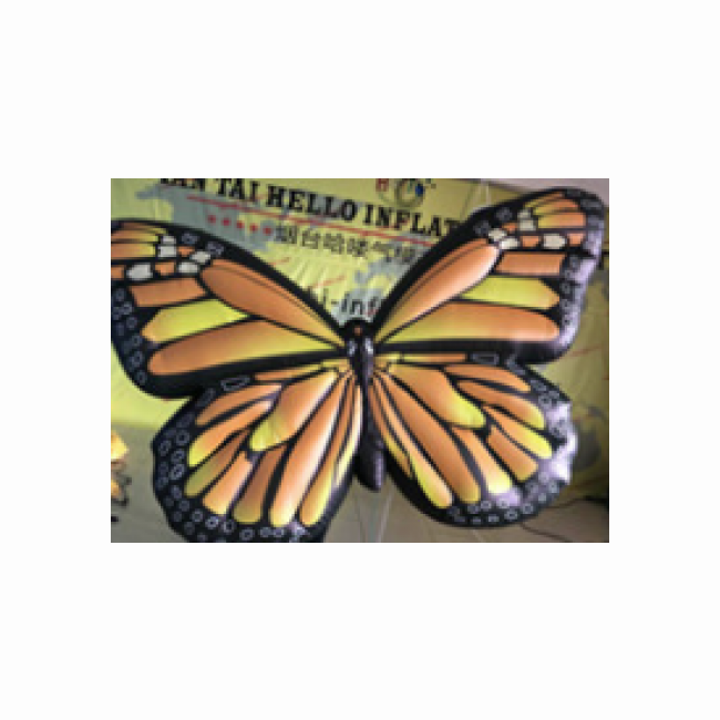 Inflatable butterfy - several colors