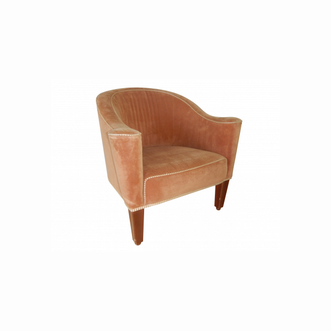 Armchair - Orange