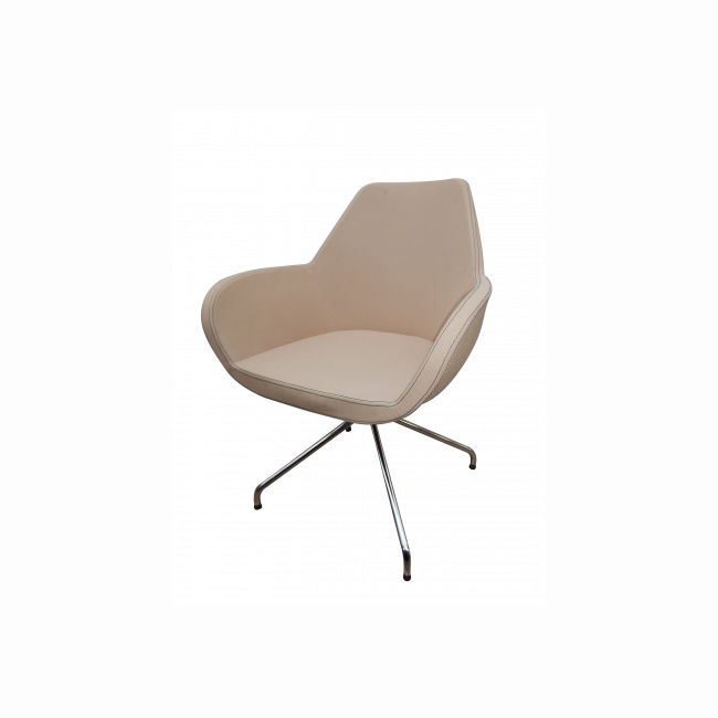 Spider chair PROFIM - Dark beige