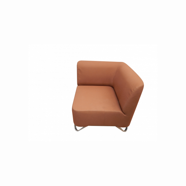 modualr sofa PROFIM - chocolate brown