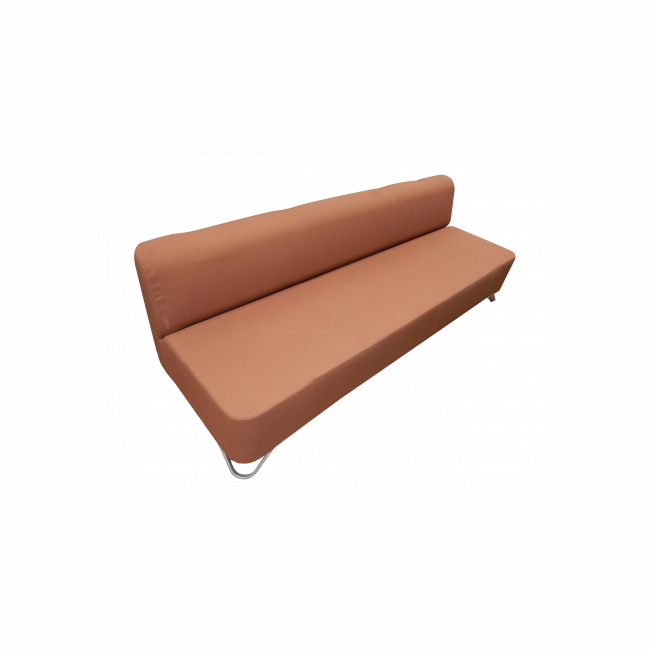 3-seater sofa PROFIM  - chocolate brown