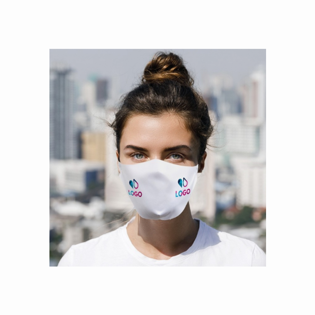 Customizable protection mask