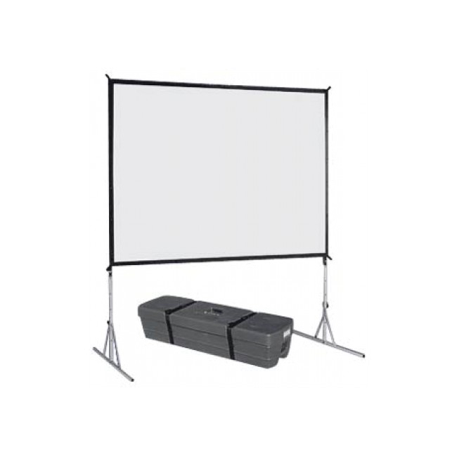 2.4 x 1.8m Fast-Fold 4/3 back-projection screen
