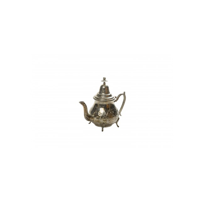 Little oriental teapot