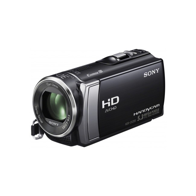 Sony HDR CX200E Camera
