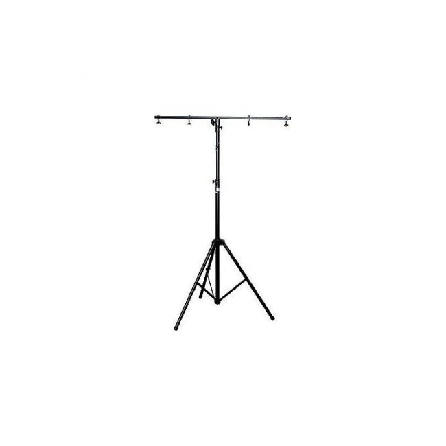 Black tripod for light