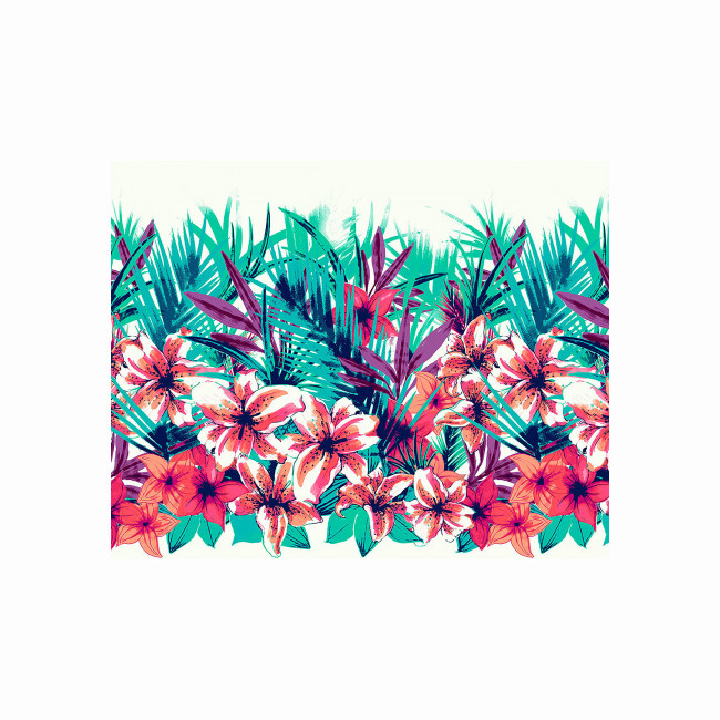 Visual / Photo background - Tropical (2)