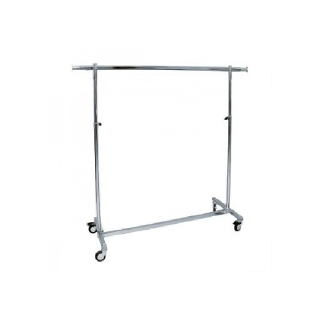 Stander for cloakroom