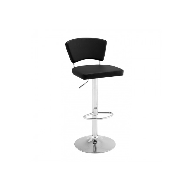Black Luna high stool